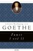 Goethe, Johann Wolfgang von,Faust I und II (Anaconda HC)