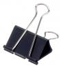,Papierklem MAUL 215 Foldback 51mm capaciteit 25mm zwart