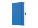 ,notitieboek Sigel Conceptum Pure hardcover A5 Dust Blue     gelinieerd