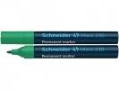 ,Viltstift Schneider 230 rond groen 1-3mm