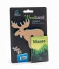 ,Woodland Animal Bookmark Moose