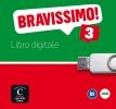 ,Bravissimo 3 USB - Libro digitale