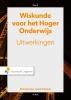 Sieb  Kemme, T. van Pelt, Wim  Groen, J.  Timmers, G.  Zwanenburg,Wiskunde voor het hoger onderwijs Deel B Uitwerkingen