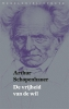 Arthur Schopenhauer,Vrijheid van de wil