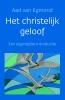<b>Aad van Egmond</b>,Het christelijk geloof