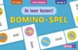 ZNU,Ik leer lezen! Domino-spel (6-7 j.)