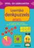 <b>ZNU</b>,Speel- en leerkaarten - Leerrijke denkpuzzels (vanaf 9 jaar)
