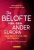 <b>Frans  Bieckmann</b>,DE BELOFTE VAN EEN ANDER EUROPA