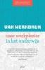 <b>Angela  Kouwenhoven, Annemieke  Schoemaker</b>,Van werkdruk naar werkplezier