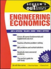 Sepulveda, Jose A. Schaum`s Outline of Theory and Problems of Engineering Economics