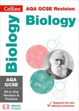Collins GCSE AQA GCSE 9-1 Biology All-in-One Revision and Practice