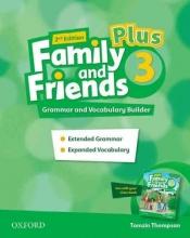 Family & Friends Plus 3. Builder Book