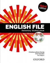 Oxenden, Clive,   Latham-Koenig, Christina,   Seligson, Paul English File: Elementary. Student`s Book with iTutor