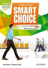Wilson, Ken Smart Choice Starter: Multi-Pack A with Online Practice and On The Move