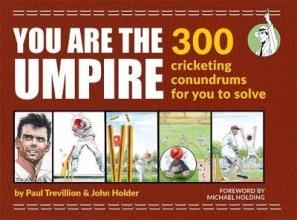 John Holder,   Paul Trevillion You Are the Umpire