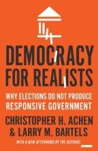 Christopher H. Achen,   Larry M. Bartels Democracy for Realists