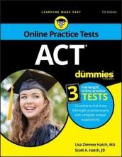 Lisa Zimmer Hatch,   Scott A. Hatch ACT For Dummies
