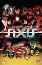 Rick Remender Avengers & X-men: Axis