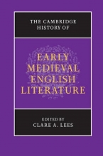 Lees, Clare A Cambridge History of Early Medieval English Literature