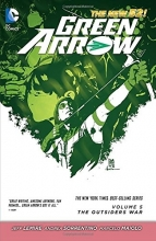 Lemire, Jeff Green Arrow 5