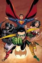 Tomasi, Peter J. Batman and Robin 7