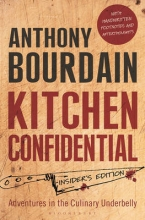 Bourdain, Anthony Kitchen Confidential