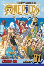 Oda, Eiichiro One Piece, Volume 61