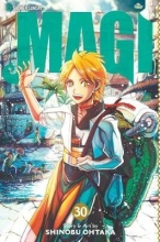 Ohtaka, Shinobu Magi the Labyrinth of Magic 30