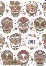 Sugar Skulls 2019 Weekly Planner Calendar