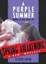 Sater, Steven A Purple Summer
