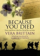 Brittain, Vera Because You Died