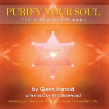 Glenn Harrold,   Ali Calderwood 417hz Solfeggio Meditation.
