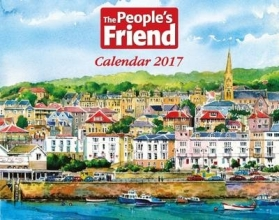 People`s Friend Calendar 2017