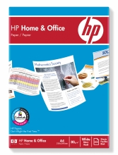 , Kopieerpapier HP Home & Office A4 80gr wit 500vel