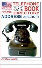 Renate Sultz,   Uwe H Sultz TELEPHONE PHONE BOOK ADDRESS DIRECTORY - Telefon - und Adressbuch