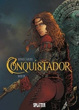 Dufaux, Jean Conquistador 03