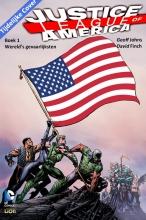 Johns,,Geoff/ Finch,,David Justice League Hc01. het Begint (new 52)