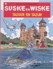 Vandersteen, Willy Suske en Wiske Tazuur en tazijn