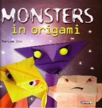 Maryse  Six Monsters in origami