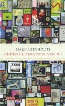 M.  Leenhouts Chinese literatuur van nu