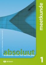 Absoluut 1 - Meetkunde - Leerwerkboek
