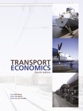 Transport Economics (5e Editie)