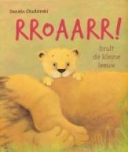 D.  Chudzinski RROAARR! brult de kleine leeuw