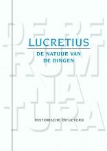 Lucretius De natuur van de dingen
