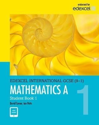 Turner, D A,   Potts, I A,Turner, D: Edexcel GCSE (9-1) Mathematics A Stud. 1 bundle