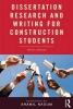 Naoum, SG, Dissertation Research and Writing for Construction Students