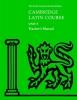 North American Cambridge Classics Projec, Cambridge Latin Course Unit 3 Teacher`s Manual North American Edition