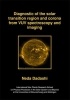 Dadashi, Neda, Diagnostic of the solar transition region and corona from VUV spectroscopy and imaging