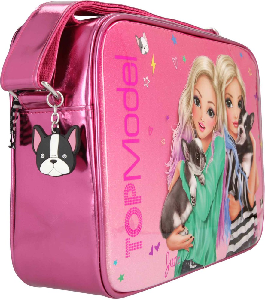 0010766 a,Topmodel schoudertas friends roze