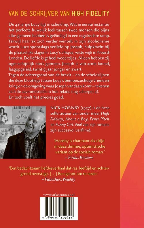 Nick Hornby,Op het eerste gezicht